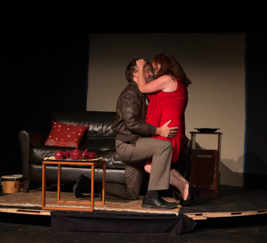 Many opportunities to fall in love with Pinter's 'The Lover'